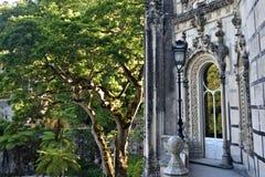 Palace Quinta da Regaleira, Sintra Portugal Stock Photos