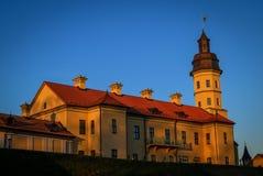 Palace of Radziwill Family Stock Image