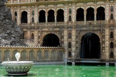 Palace Rajasthan Royalty Free Stock Photography