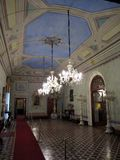 Palace Reception Room Stock Photography