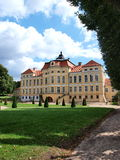 Palace in Rogalin, Poland Stock Photography