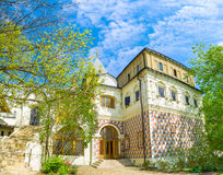 The Palace of Romanov Boyar Stock Images