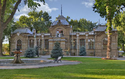 The Palace of the Romanovs in Tashkent was built in 1891 Stock Photo