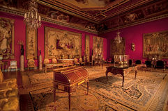 Palace room Stock Photography