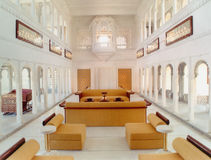 Palace Room, Rajasthan, India Royalty Free Stock Images