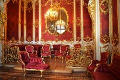 Palace room Stock Image