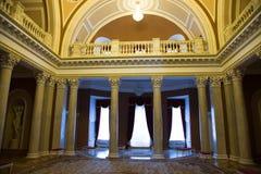 Palace of Rumjantsevyh and Paskevichej Stock Photography