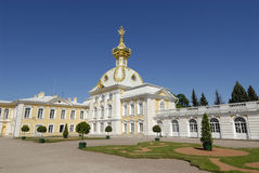 A Palace in Russia Royalty Free Stock Photography