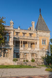 Palace of russian emperor Alexander in Massandra Stock Photography