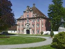 Palace Salem, former Cistercian monastery. Baden-Wuerttemberg, Germany Royalty Free Stock Image