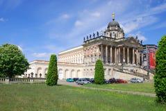 Palace in Sanssouci Park Stock Image