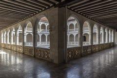 Palace of Santa Cruz, Valladolid Royalty Free Stock Photos