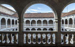 Palace of Santa Cruz, Valladolid Stock Image