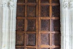 Palace of Santa Cruz, Valladolid Royalty Free Stock Images