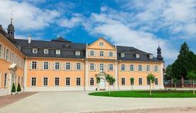 Palace in Schwetzingen Stock Photo