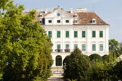 Palace Seefeld Royalty Free Stock Photo