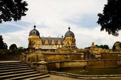 Palace Seehof in Germany Royalty Free Stock Image
