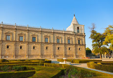 Palace in Seville Spain Stock Image