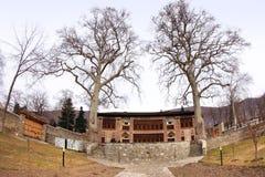 The Palace of Shaki Khans in Shaki, Azerbaijan Stock Photos