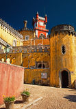 Palace of Sintra Royalty Free Stock Image