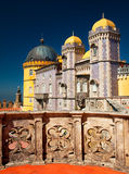 Palace of Sintra Royalty Free Stock Photos