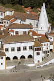Palace of Sintra - near Lisbon - Portugal Stock Images
