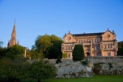 Palace of Sobrellano Stock Images