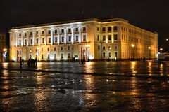 The Palace Square Stock Images