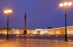 Palace Square Stock Images