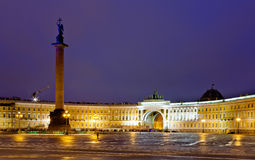 Palace Square Stock Photography
