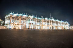 Palace Square in Saint Petersburg, Russia Royalty Free Stock Photos