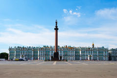 Palace Square in St. Petersburg Stock Photography