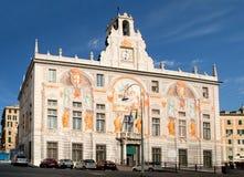 Palace of St George, Genova, Italy Royalty Free Stock Image
