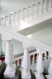 Palace stair interior Royalty Free Stock Images