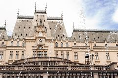 Palace of Stephen the Great in Iasi royalty free stock photos