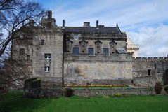 Palace At Stirling Castle Royalty Free Stock Images