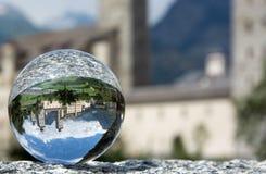 Palace Stockalper, Brig, Valais, Switzerland Stock Photos
