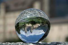 Palace Stockalper, Brig, Valais, Switzerland Royalty Free Stock Images