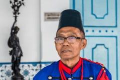 Palace in Surakarta, Java, Indoensia Stock Photos