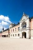 Palace Sychrov Stock Photo