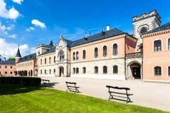 Palace Sychrov Stock Image