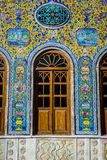 Palace in Tehran Royalty Free Stock Photo