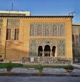 Palace in Tehran. Golestan Palace in Tehran city, Iran stock photo