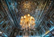 Palace in Teheran stock photo