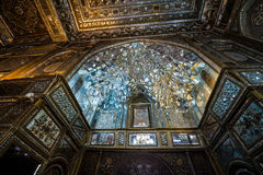 Palace in Teheran royalty free stock photo