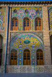 Palace in Tehran Royalty Free Stock Images