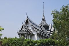 Palace in Thai Epic Stock Photo