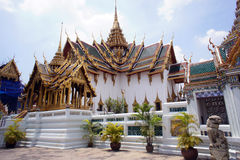 Palace in Thailand Royalty Free Stock Photos
