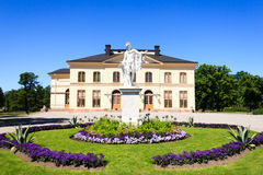 Palace Theater in Drottningholm, Sweden Royalty Free Stock Photo