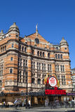 The Palace Theatre in London Stock Photography